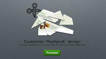 Customize design