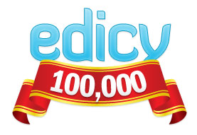 Edicy 100,000 pages strong!